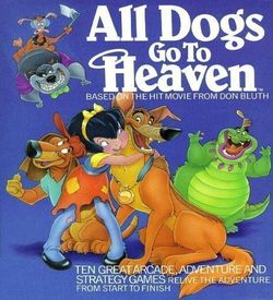 All Dogs Go To Heaven_Disk2 ROM