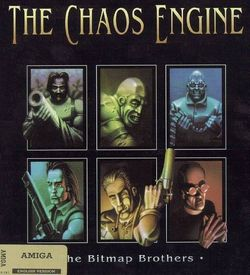 Chaos Engine, The_Disk2 ROM
