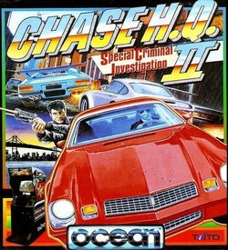 Chase H.Q. II - Special Criminal Investigation_Disk2 ROM