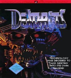 Deathbots_Disk1 ROM