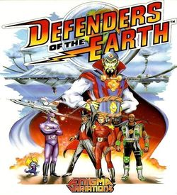 Defenders Of The Earth ROM