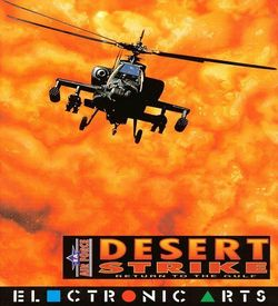 Desert Strike - Return To The Gulf_Disk3 ROM