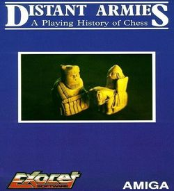 Distant Armies - A Playing History Of Chess ROM