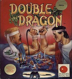 Double Dragon ROM