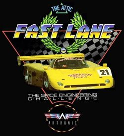 Fast Lane! - The Spice Engineering Challenge ROM
