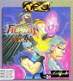 Fightin' Spirit_Disk3 ROM