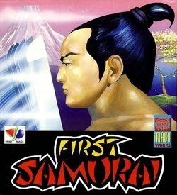 First Samurai, The_Disk2 ROM