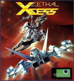 Lethal Xcess_Disk1 ROM