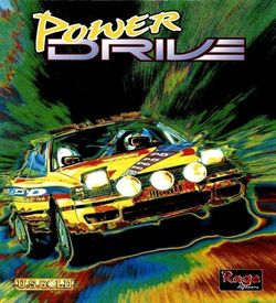 Power Drive_Disk2 ROM