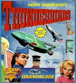 Thunderbirds_Disk1 ROM