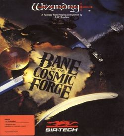 Wizardry VI - Bane Of The Cosmic Forge_DiskE ROM