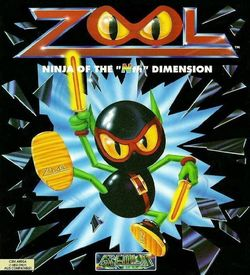 Zool - Ninja Of The Nth Dimension_Disk1 ROM