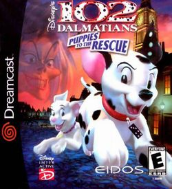 Disney's 102 Dalmatians Puppies To The Rescue ROM