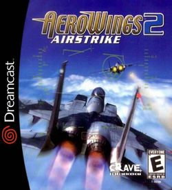 AeroWings 2 Airstrike ROM