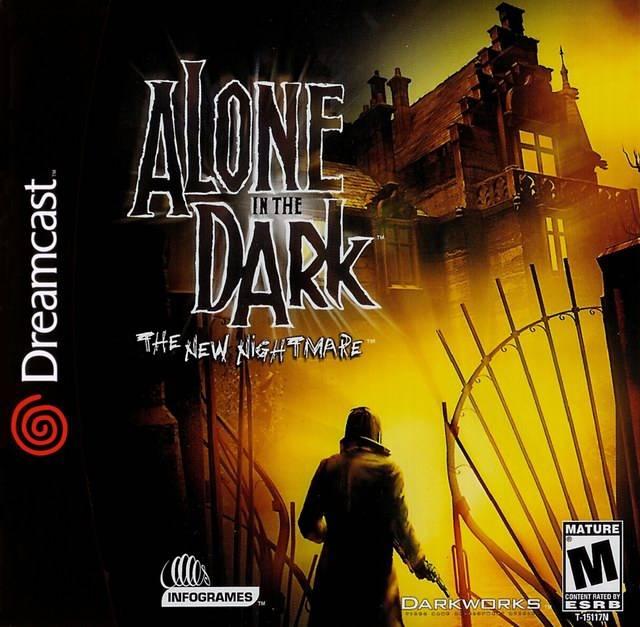 Alone In The Dark The New Nightmare  - Disc #1