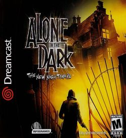 Alone In The Dark The New Nightmare  - Disc #1 ROM