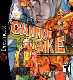 Cannon Spike ROM