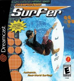 Championship Surfer ROM