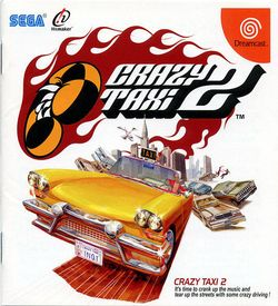 Crazy Taxi 2 ROM