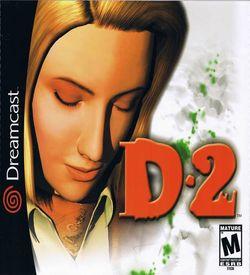 D2  - Disc #2 ROM