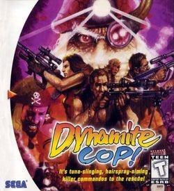 Dynamite Cop ROM