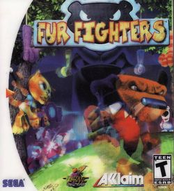 Fur Fighters ROM
