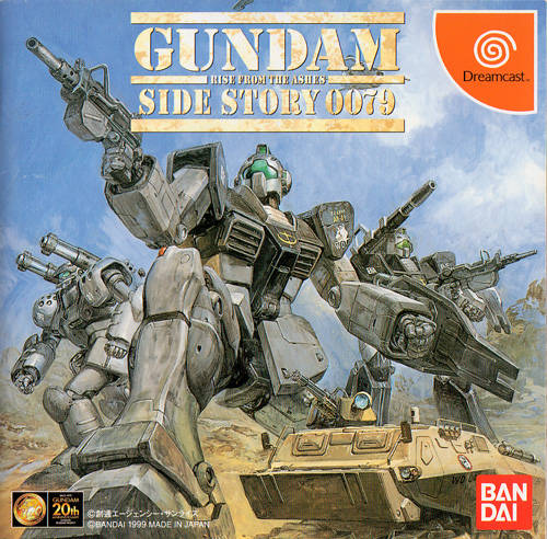 Gundam Side Story Rise From The Ashes