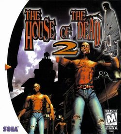 House Of The Dead 2 The ROM
