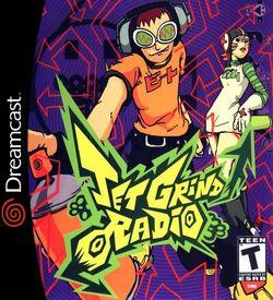 Jet Grind Radio ROM