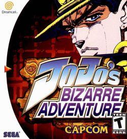 JoJo's Bizarre Adventure ROM