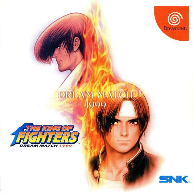 King Of Fighters The Dream Match 1999