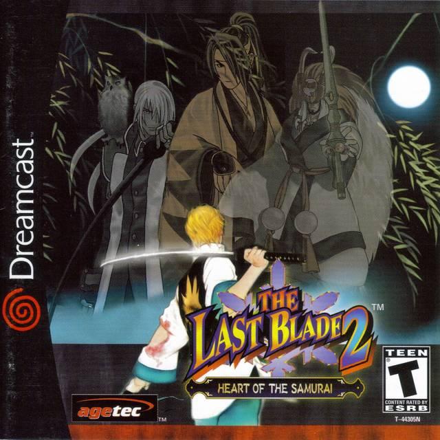 Last Blade 2 The Heart Of The Samurai