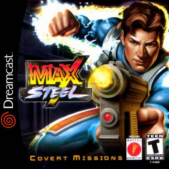 Max Steel Covert Missions