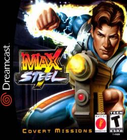 Max Steel Covert Missions ROM