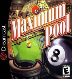 Maximum Pool ROM