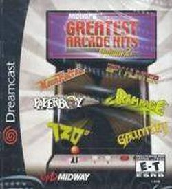 Midway's Greatest Arcade Hits Volume 2 ROM