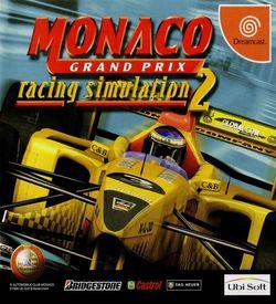 Monaco Grand Prix Racing Simulation 2 ROM