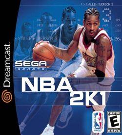NBA 2K1 ROM