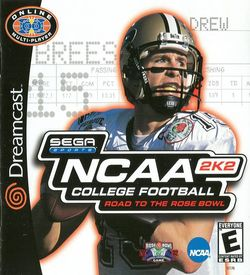 NCAA College Football 2K2 Road To The Rose Bowl ROM