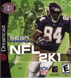 NFL 2K1 ROM