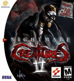Nightmare Creatures II ROM