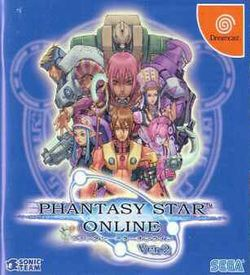 Phantasy Star Online Ver. 2 ROM