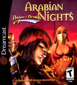 Prince Of Persia Arabian Nights ROM