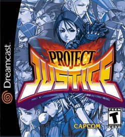 Project Justice ROM