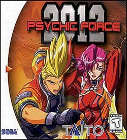 Psychic Force 2012 ROM