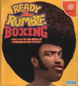 Ready 2 Rumble Boxing Uchikome Warai No Megaton Punch ROM
