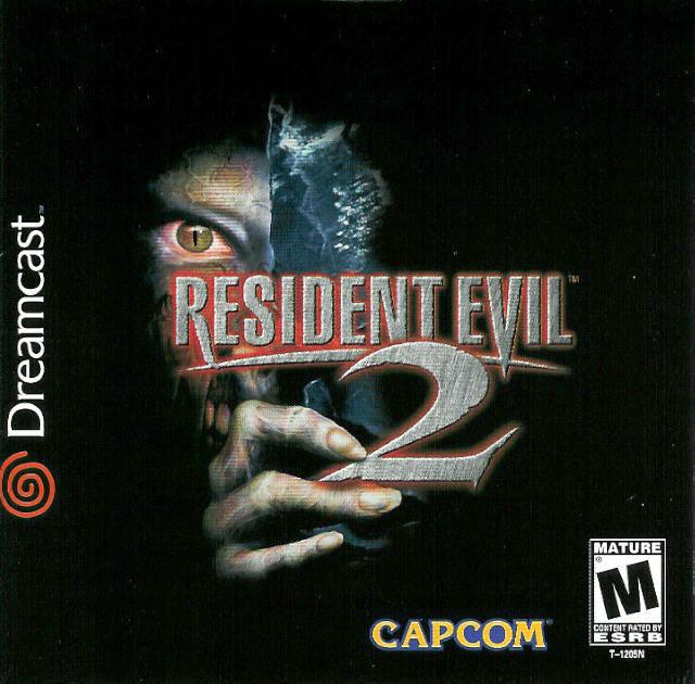 Resident Evil 2  - Disc #1