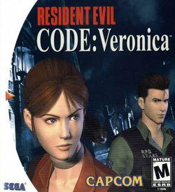 Resident Evil Code Veronica  - Disc #2 ROM