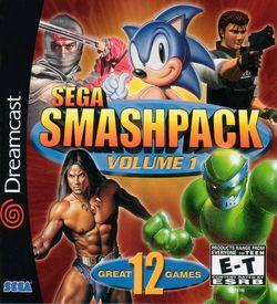 Sega Smash Pack Volume 1 ROM
