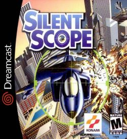 Silent Scope ROM